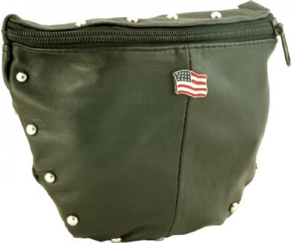 Bag with American Flag