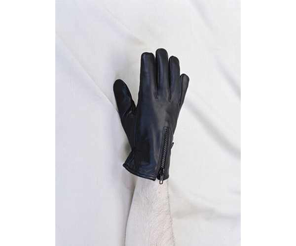 Driving Gloves w/ Lining & Zipper